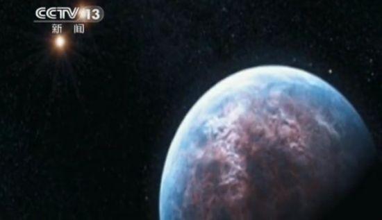 太阳系附近现三颗超级地球 或存外星生命