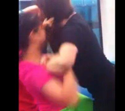 上海地铁剽悍妇女争座互殴