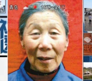 奶奶用身体罩住孙女自己被马蜂蛰死