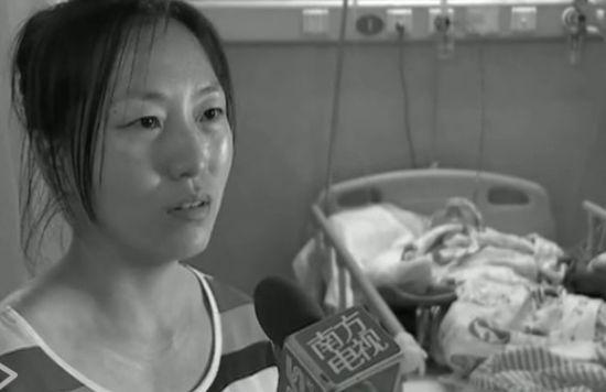 视频:女子高空抛下卫生巾引发血案