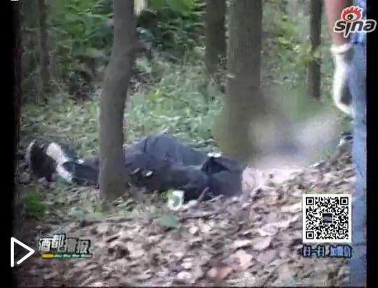 视频:宜宾富豪夫妻公园偎依死亡 疑因债务