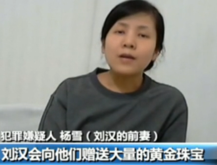 涉黑富豪刘汉利用妻子结交官员夫人行贿