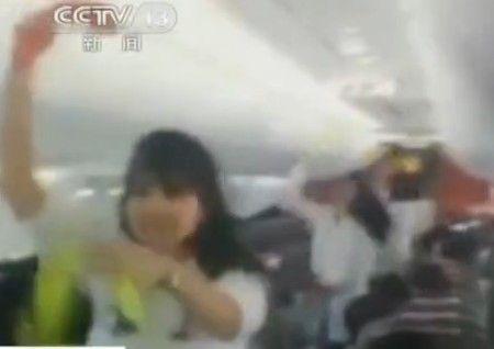 印度空乘高空跳舞遭罚 航空公司或被停飞
