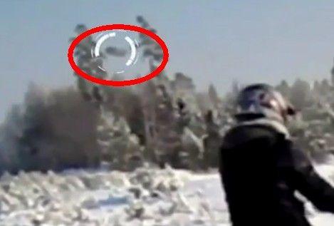 视频:2013年最真实的UFO拍摄画面