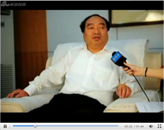 视频:雷政富与爆料人朱瑞峰对话录音曝光