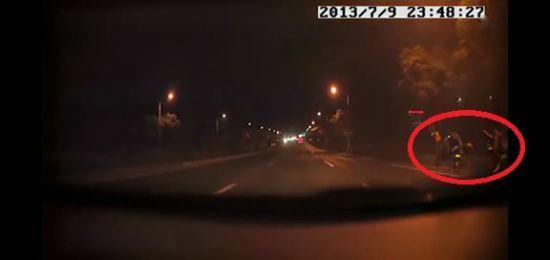 重庆公路灵异事件