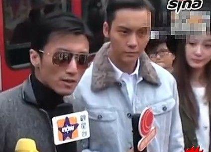视频:谢霆锋笑称想与王菲复合