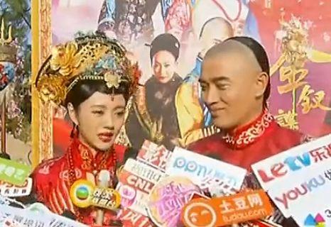 视频:安以轩绯闻扑朔迷离