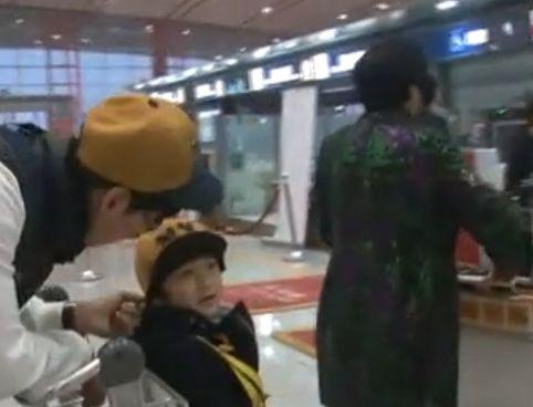 视频:《爸爸去哪儿》带萌娃赶赴雪乡