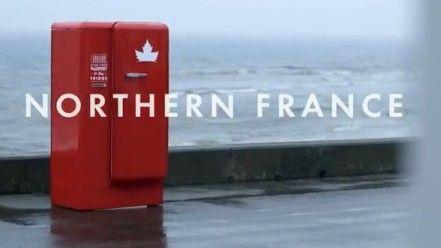 精彩短片-加拿大护照才可打开的啤酒冰箱