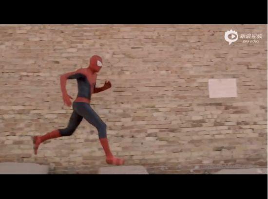 蜘蛛侠版跑酷大作 炫酷亮眼