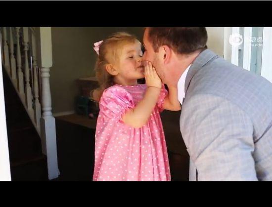 爸爸和女儿的约会