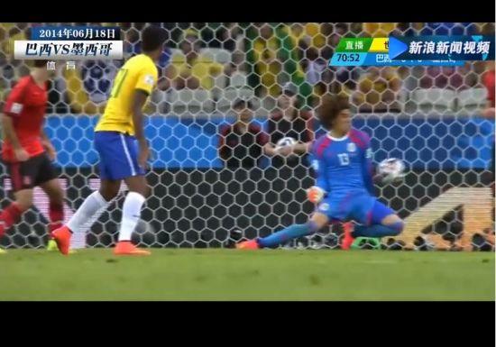 """外围世界杯:那些""""神存在""""的门将"""