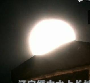 实拍全国各地最大最圆超级月亮 唯美震撼
